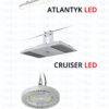 світильники для промислових приміщень
