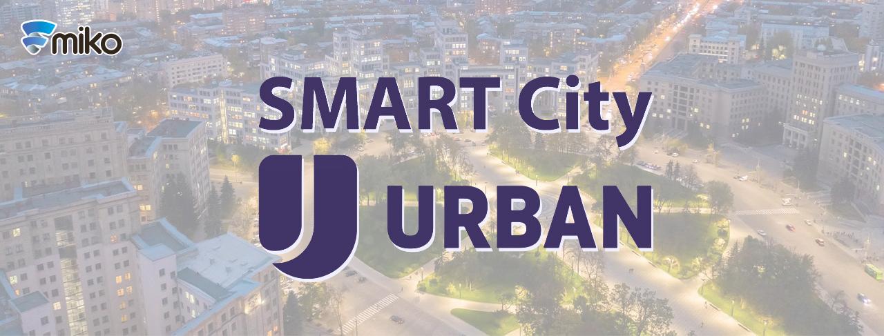 Автоматизована система управління мережею світильників Smart Сity Urban.