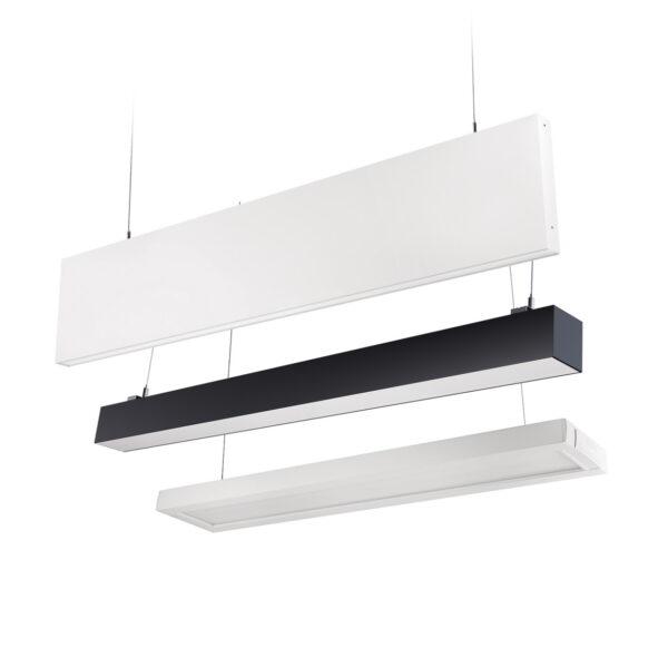Лінійні та системні світильники